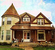 Historical mansion by vigor