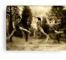 Air a Danser Canvas Print