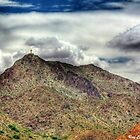 Mount Cristo Rey by Ray Chiarello