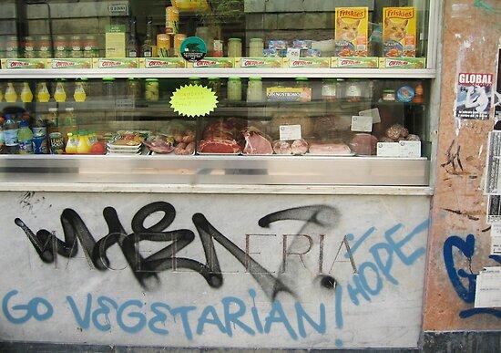 Go vegetarian by sevenbreaths