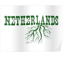 Netherlands Roots Poster