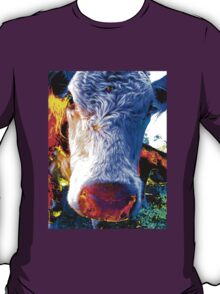 Hot Mad Cow  T-Shirt