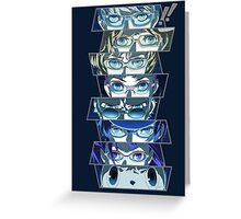 Persona 4 Critcals Greeting Card