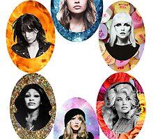 Queens of Rock by jessbell