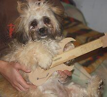 "Guitar Playin"" Muffy! by caz60B"