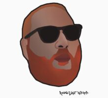 Action Bronson - RSHH Cartoon by SuperMrStylo