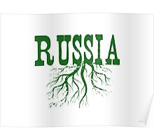 Russia Roots Poster