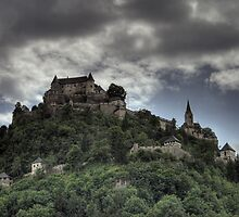 Hochosterwitz Castle by Manuel Wieczorek
