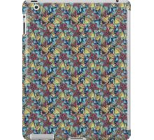 Pattern Flower [BlueSky] iPad Case/Skin