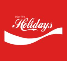 Enjoy the Holidays by ColaBoy