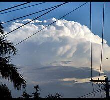 Storm Rolloing In by Colin Van Der Heide