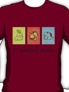 2nd Generation Starters T-Shirt