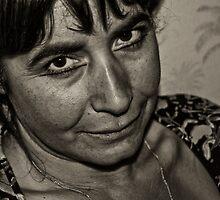 IDITE (B&W Character People Shots Serie) by Carlos Teófilo