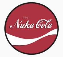 Enjoy Nuka Cola by ColaBoy