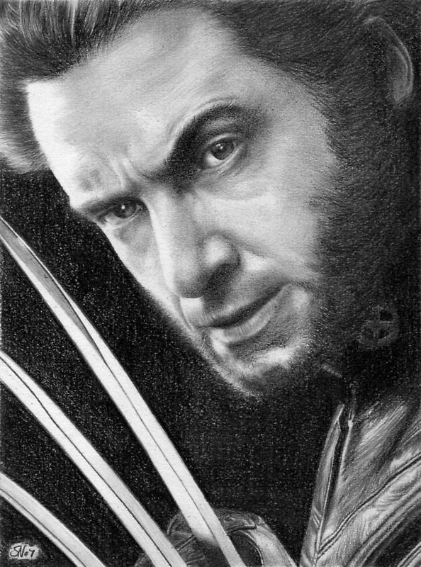 Wolverine by Samantha Norbury