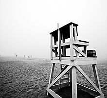 Lifeguard Chair. ©DApixara by capecodart