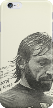Andrea Pirlo by homework