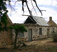 Old Farm House by Brett Keith