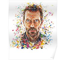 House MD Pills - No Logo Poster