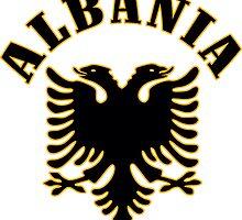 Albania Coat of Arms by ukedward