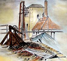 Friar's Goose, Pump Engine House by Colin Cartwright