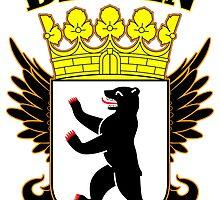 Berlin Coat of Arms by ukedward