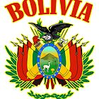 Bolivia Coat of Arms by ukedward