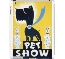 Pet Show iPad Case/Skin