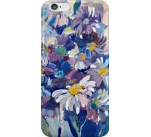 Camomile. Paintings. iPhone Case/Skin