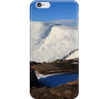 Bluestacks Snowfall iPhone Case/Skin
