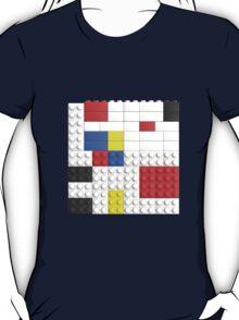 Mondrian Toy Bricks T-Shirt