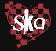 ska : checkered heart by asyrum