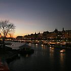 Stockholm by Night by Tarryn Godfrey