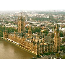 Houses of Parliament, London, UK by Jan Stead JEMproductions