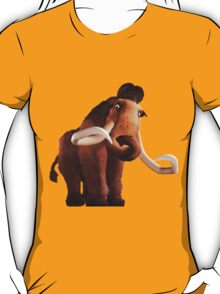 Ice Age: A Mammoth T-Shirt