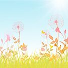 Dandelions by David & Kristine Masterson