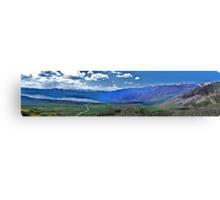 Mono Lake (panorama) Metal Print