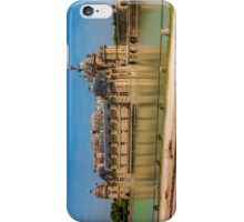 Chateau de Chantilly 2 iPhone Case/Skin