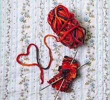 knitted with love by Joana Kruse