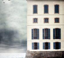 house in the sea by Joana Kruse