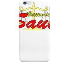 Better Call Saul - Logo iPhone Case/Skin