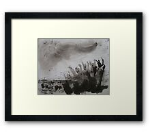 SAVE ME(C2012) Framed Print