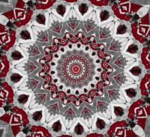 Red Magic Carpet Sticker