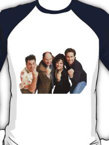 Seinfeld Cast T-Shirt