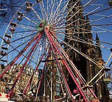 The Big Wheel by Tom Gomez