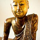 Disciple of the Buddha I - 3 by steppeland