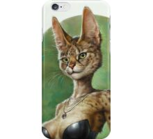 The Hermitage Cats' DREAM! iPhone Case/Skin