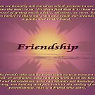 Friendship by Gail Bridger