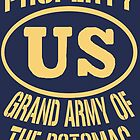 Property Grand Army of The Potomac Gold by ZeroAlphaActual