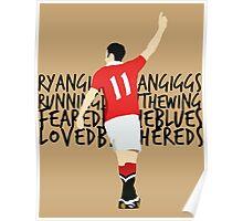 Ryan Giggs Ryan Giggs Poster